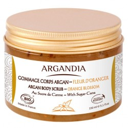 EXFOLIANT DE CORP CU ARGAN - FLOARE DE PORTOCAL 150ml